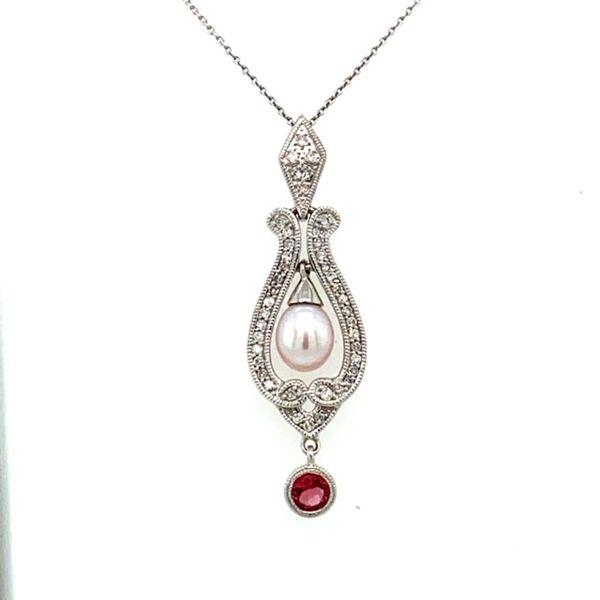 Estate Pearl Necklace Toner Jewelers Overland Park, KS