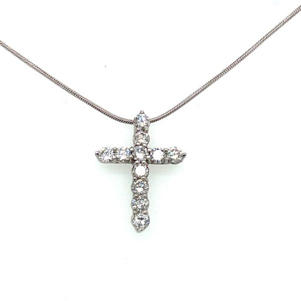 Estate Diamond Cross Pendant Toner Jewelers Overland Park, KS