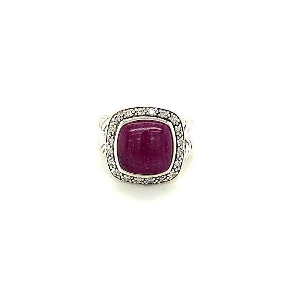 Estate David Yurman Ruby Ring  Toner Jewelers Overland Park, KS