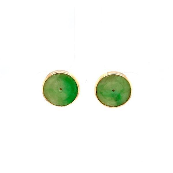 Estate Jade Earrings  Toner Jewelers Overland Park, KS