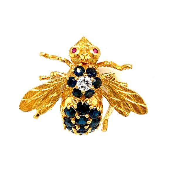 Estate Bee Brooch Toner Jewelers Overland Park, KS