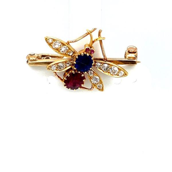Estate Dragonfly Brooch Toner Jewelers Overland Park, KS