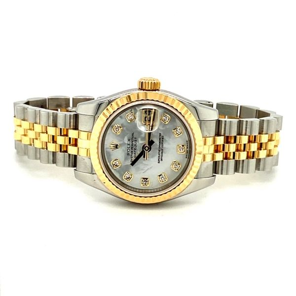 Ladies Datejust Rolex Toner Jewelers Overland Park, KS