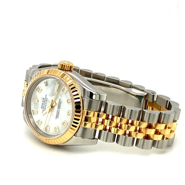 Ladies Datejust Rolex Image 3 Toner Jewelers Overland Park, KS