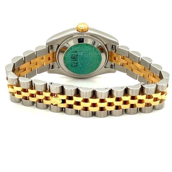 Ladies Datejust Rolex Image 4 Toner Jewelers Overland Park, KS