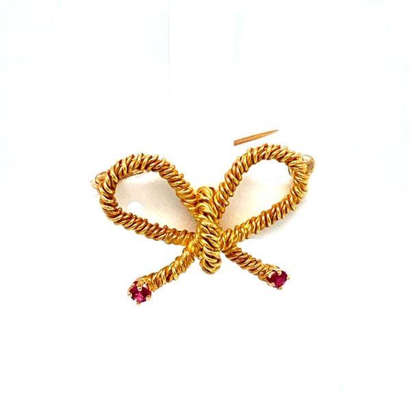 Estate Bow Brooch Toner Jewelers Overland Park, KS