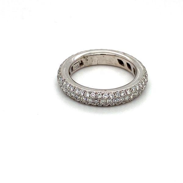 Estate Diamond Band Image 2 Toner Jewelers Overland Park, KS