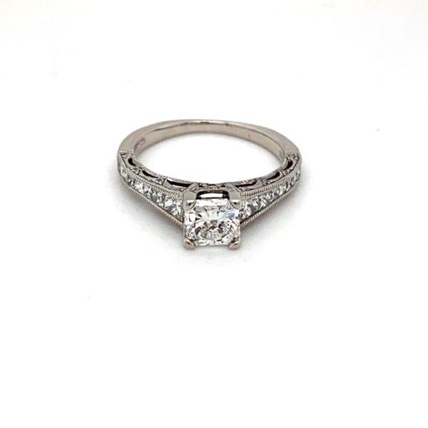 Estate Tacori Diamond Ring Toner Jewelers Overland Park, KS