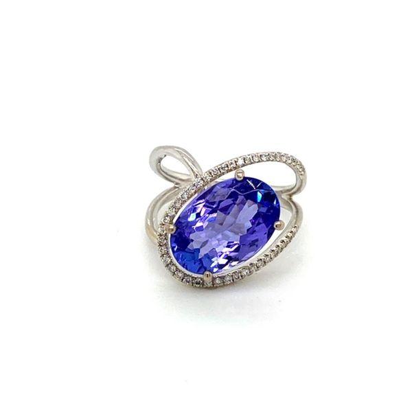 Tanzanite Ring Toner Jewelers Overland Park, KS