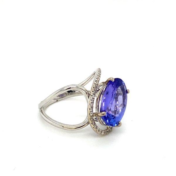 Tanzanite Ring Image 3 Toner Jewelers Overland Park, KS