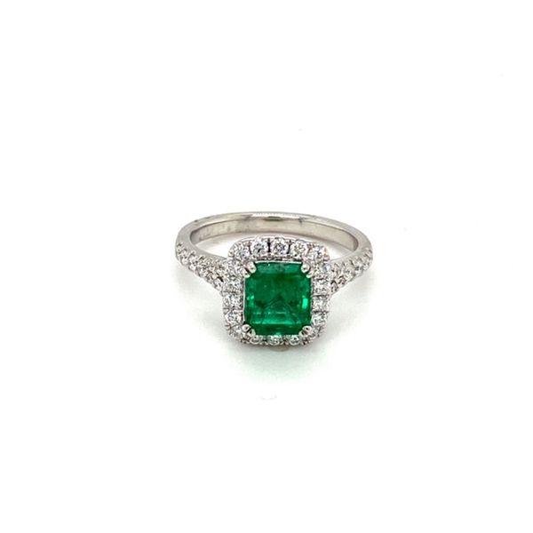 Emerald Ring Toner Jewelers Overland Park, KS