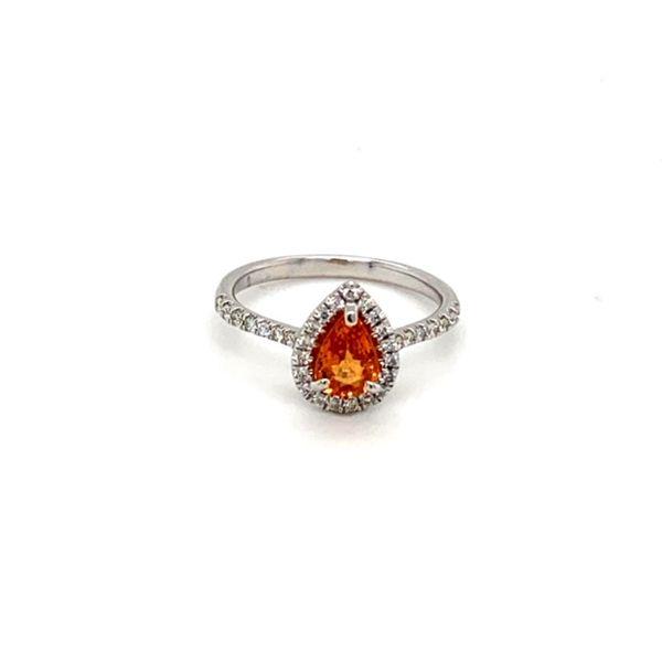 Mandarin Garnet Ring Toner Jewelers Overland Park, KS