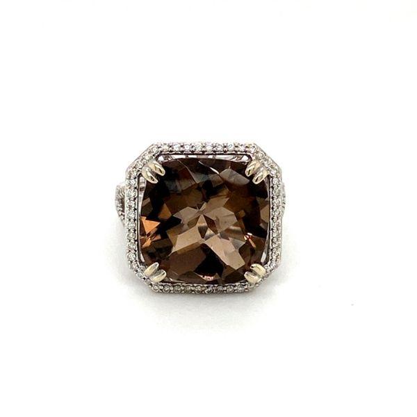 Smokey Topaz Ring Toner Jewelers Overland Park, KS