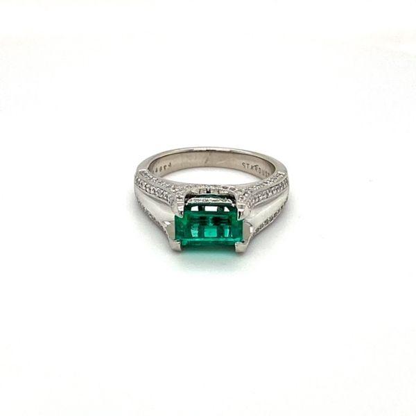 Estate Emerald Ring Toner Jewelers Overland Park, KS