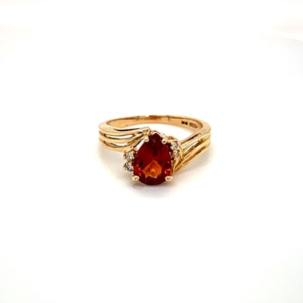 Estate Spessartine Garnet Toner Jewelers Overland Park, KS