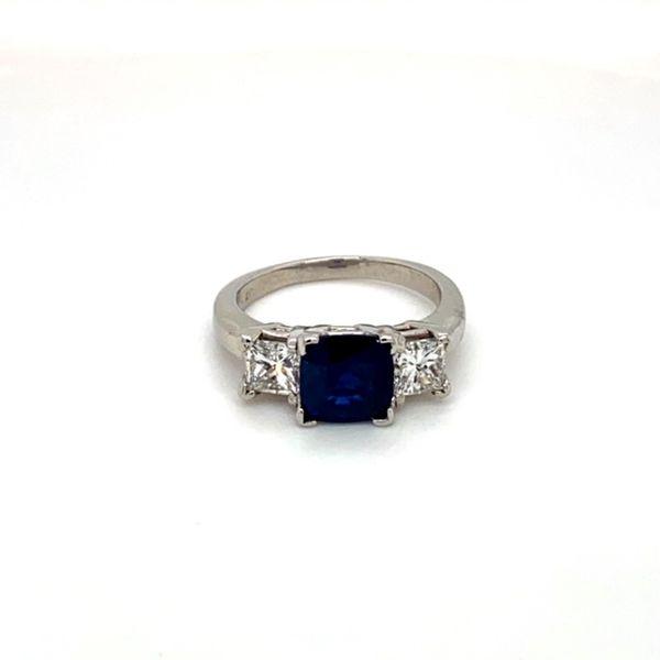 Estate Sapphire Ring Toner Jewelers Overland Park, KS