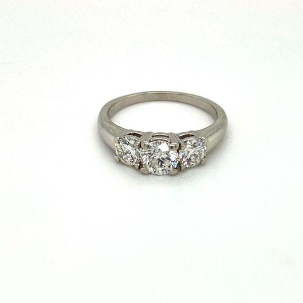 Estate Diamond Ring Toner Jewelers Overland Park, KS