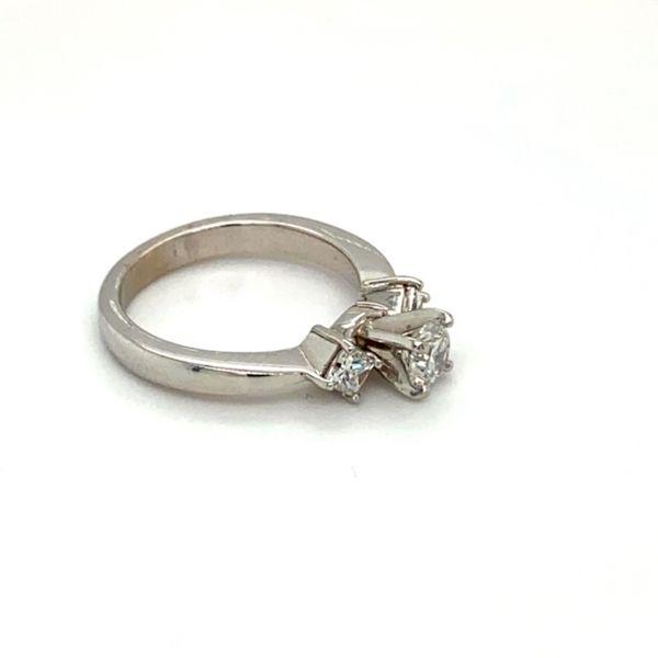 Estate Diamond Ring Image 3 Toner Jewelers Overland Park, KS