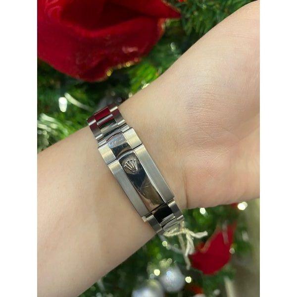 Ladies Rolex Datejust 26mm clasp