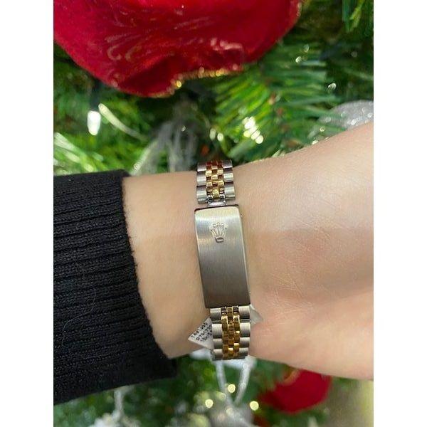 Ladies Rolex Datejust 26 mm clasp