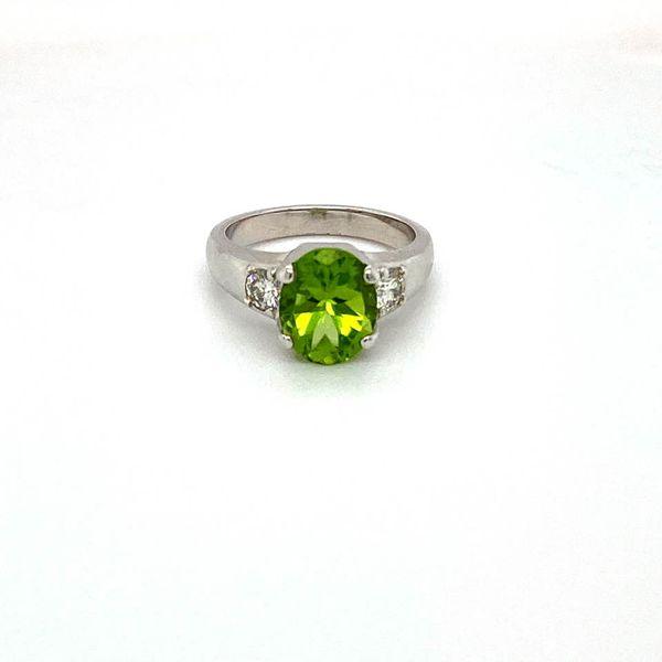 Estate Peridot Ring Toner Jewelers Overland Park, KS