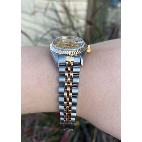 Rolex 26 mm Datejust Image 2 Toner Jewelers Overland Park, KS