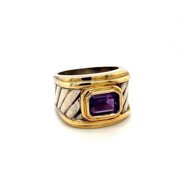 Estate Gold and Silver Ring Image 2 Toner Jewelers Overland Park, KS