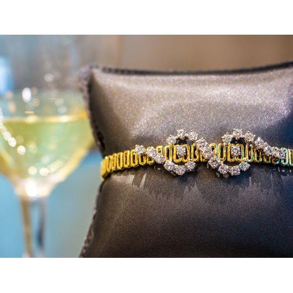 Infinity Diamond Fashion Bracelet Toner Jewelers Overland Park, KS