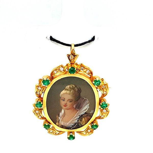Estate Antique Brooch Toner Jewelers Overland Park, KS