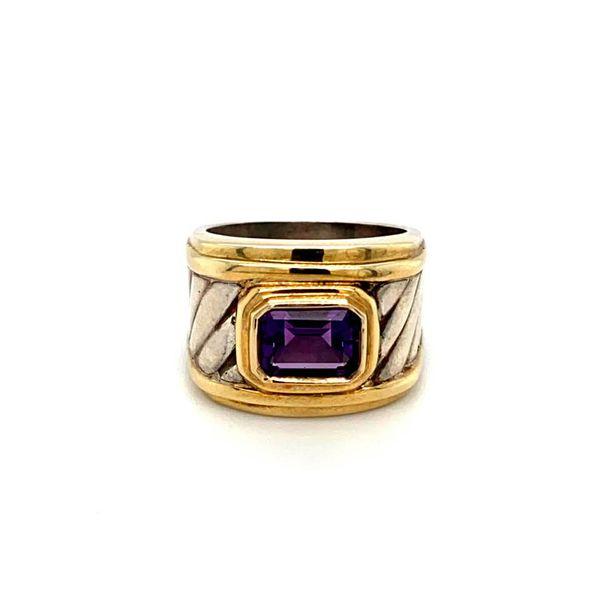 Estate Gold and Silver Ring Toner Jewelers Overland Park, KS