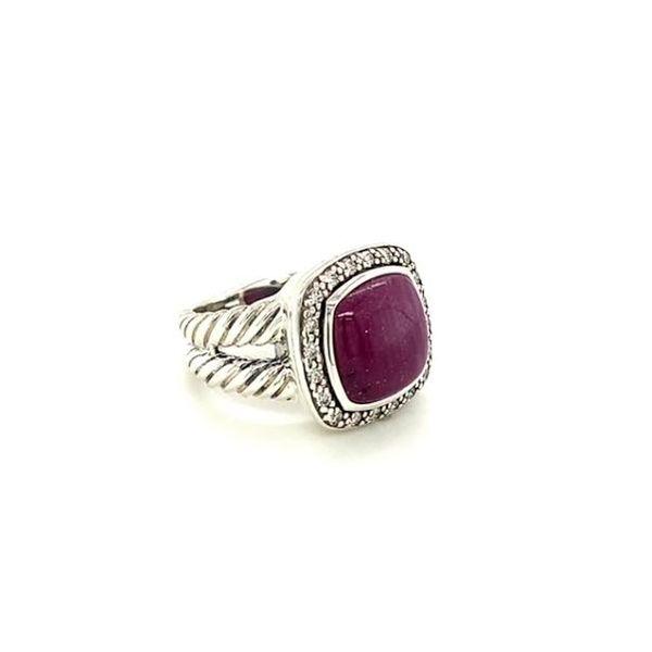 Estate David Yurman Ruby Ring  Image 2 Toner Jewelers Overland Park, KS