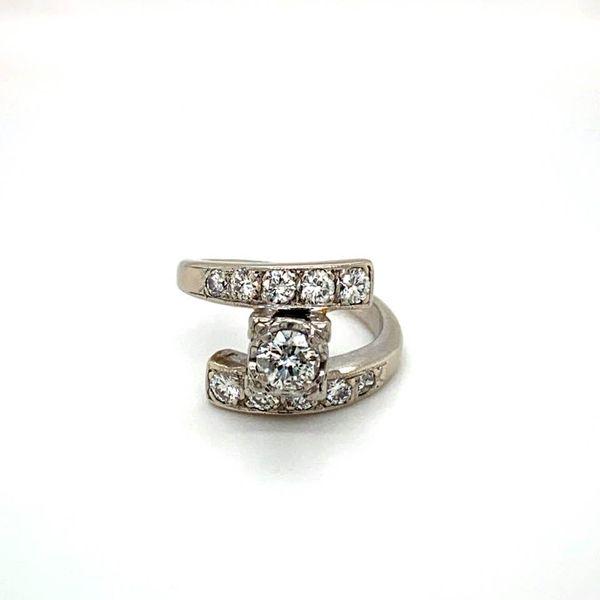 Antique Diamond Estate Ring Toner Jewelers Overland Park, KS