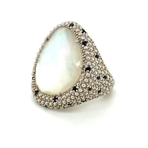 Estate Moonstone Ring Image 3 Toner Jewelers Overland Park, KS