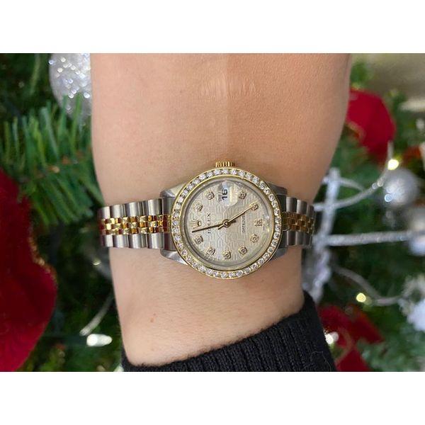 Ladies Rolex Datejust  Toner Jewelers Overland Park, KS
