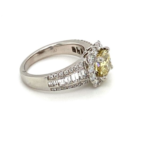 Diamond Engagement Ring Image 4 Toner Jewelers Overland Park, KS