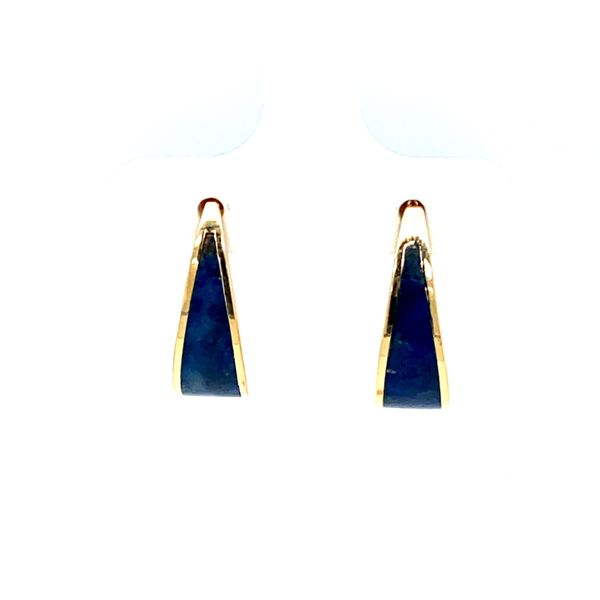 Estate Lapis Earrings Toner Jewelers Overland Park, KS