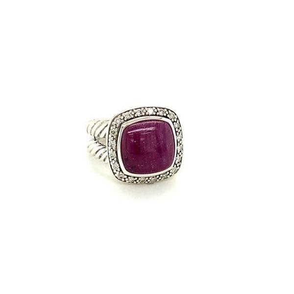 Estate David Yurman Ruby Ring  Image 3 Toner Jewelers Overland Park, KS