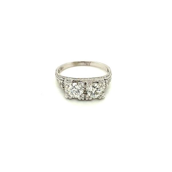 Estate Vintage Diamond Ring Toner Jewelers Overland Park, KS