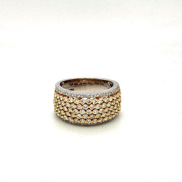 Estate Yellow Diamond Ring Toner Jewelers Overland Park, KS