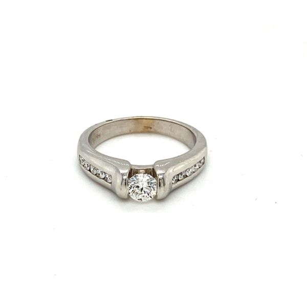 Diamond Engagement Ring Toner Jewelers Overland Park, KS