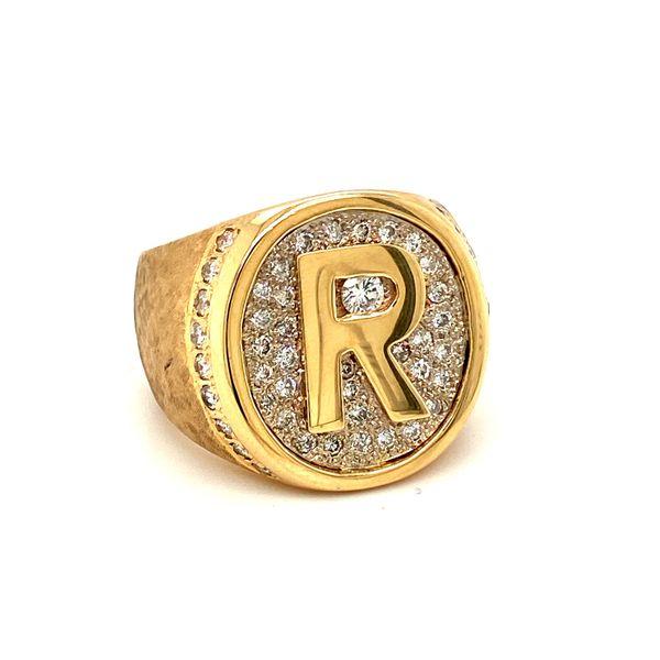 "Estate ""R"" Ring Image 2 Toner Jewelers Overland Park, KS"