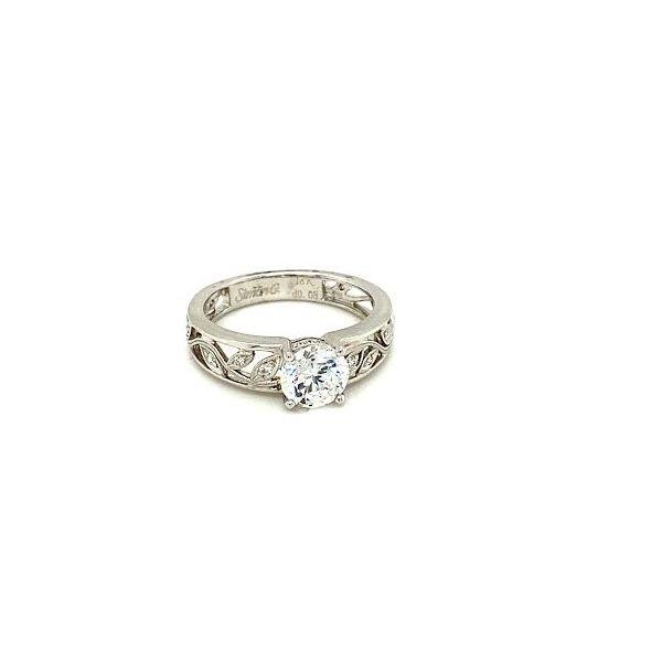 Simon G. Ring Mounting  Image 2 Toner Jewelers Overland Park, KS