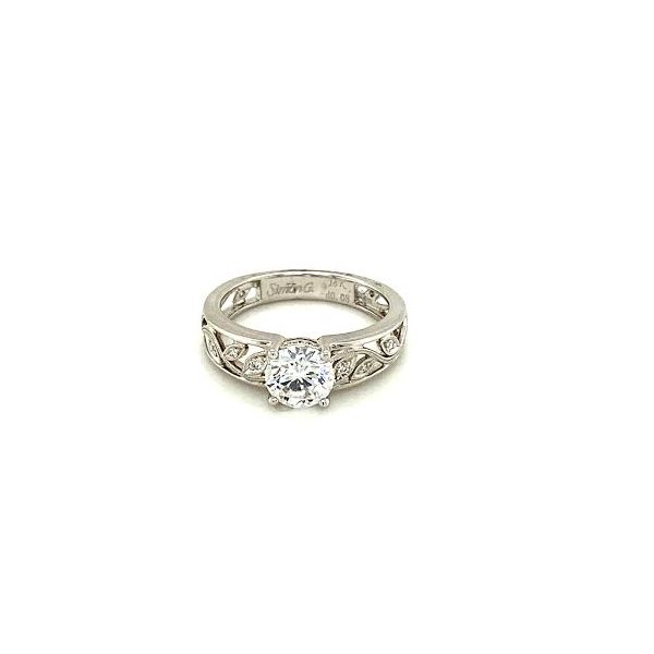 Simon G. Ring Mounting  Toner Jewelers Overland Park, KS
