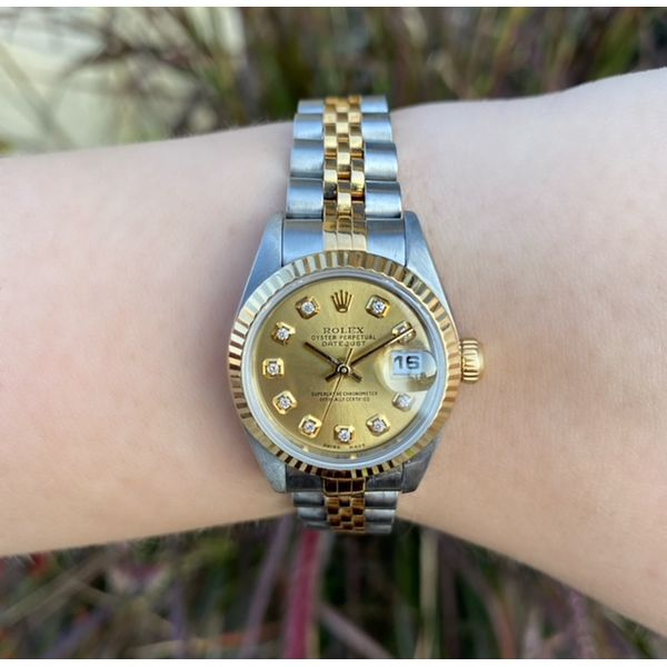 Rolex 26mm Datejust Toner Jewelers Overland Park, KS
