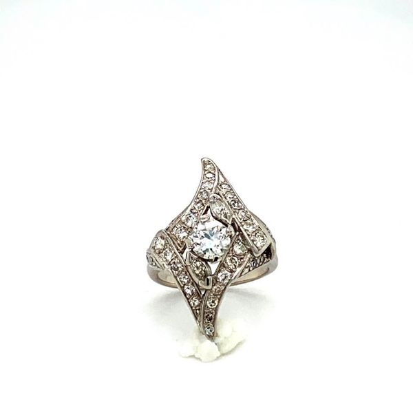 Lady's Estate Diamond Ring Toner Jewelers Overland Park, KS
