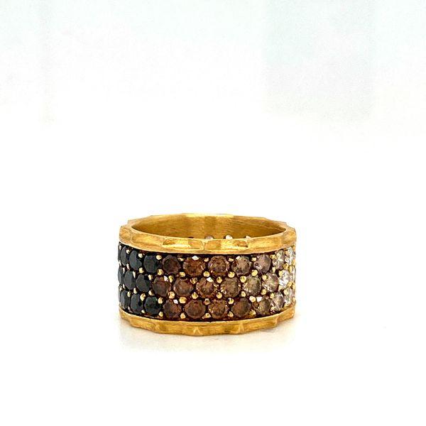 Estate Diamond Ombre Ring Toner Jewelers Overland Park, KS