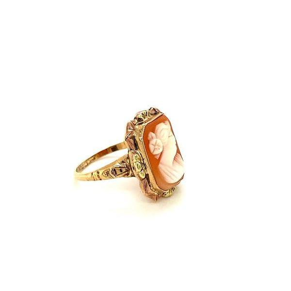 Estate Cameo Ring Image 3 Toner Jewelers Overland Park, KS