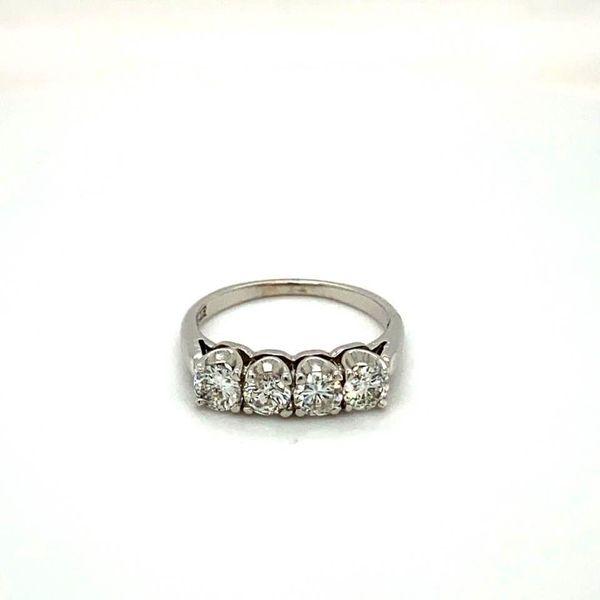 Estate Diamond Band Toner Jewelers Overland Park, KS
