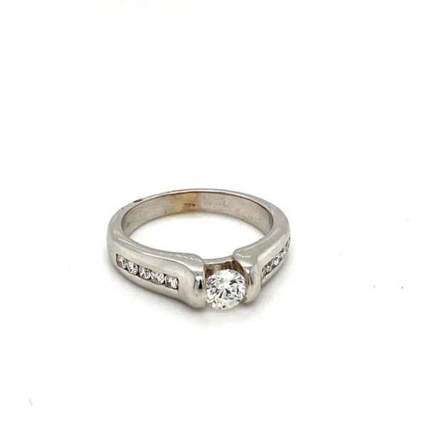 Diamond Engagement Ring Image 2 Toner Jewelers Overland Park, KS