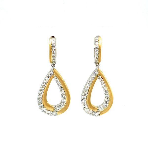 Estate Diamond Earrings Toner Jewelers Overland Park, KS